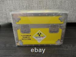BACK TO THE FUTURE TRILOGY PLUTONIUM CASE 4K UHD Blu-ray Limited Edition New