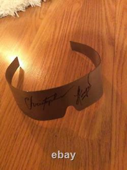 Back To The Future Part 2 Glasses Signed By Christopher Lloyd