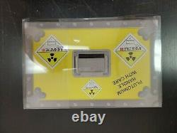 Back To The Future Trilogy 4K UHD Plutonium Case Collectors Box in hand Rare