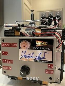 Back to The Future Doc Brown Futaba FP-T8SGAP PCM Remote Christopher Lloyd
