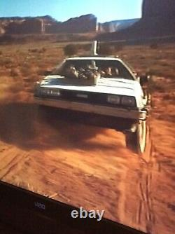 Back to the Future 3 vhs Japanese Version, Subtitled cic video rare htf