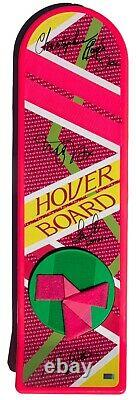 Back to the Future Cast Signed Hoverboard Michael J Fox Christopher Lloyd +2 COA