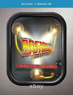 Back to the FutureThe Complete Adventures(Blu-ray, 8-Disc Set, Trilogy+Animated)