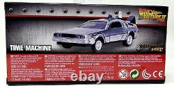 CHRISTOPHER LLOYD Signed BACK TO THE FUTURE 2 132 DeLorean BAS # WC77812