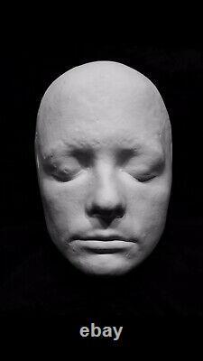 Christopher Lloyd Life Mask Michael J. Fox Life Mask TogetherBack to the Future