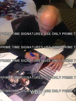 Christopher Lloyd Signed 16x20 Photo Back To The Future Autograph Proof Psa A