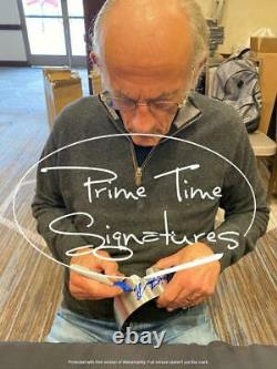 Christopher Lloyd Signed Back To The Future Doc Brown Glasses Proof Beckett