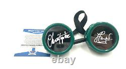 Christopher Lloyd Signed Back To The Future Goggles Autograph Beckett Bas Coa 7