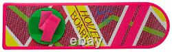Christopher Lloyd Signed Back To The Future II Hover Board JSA