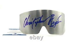 Christopher Lloyd Signed Back To The Future Sunglasses Autograph Beckett Bas 2
