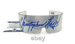 Christopher Lloyd Signed Back To The Future Sunglasses Autograph Beckett Bas 3