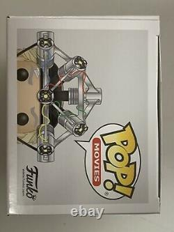 Christopher Lloyd Signed Doc With Helmet Back To The Future Funko Pop Jsa