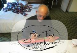 Christopher Lloyd Signed Hoverboard Back To The Future Autograph Doc Beckett