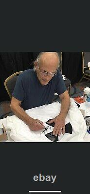 Christopher Lloyd Signed The Hundreds Back To The Future DOC Brown Jacket