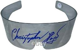 Christopher Lloyd autographed signed Back To The Future Glasses PSA Doc Brown