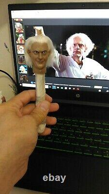 Doctor Emmet Brown / Christopher Lloyd/ Back to the Future 1/6