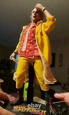 Hot Toys/Back To The Future/Doc Dr. Emmet Brown