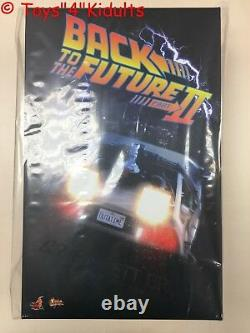 Hot Toys MMS 380 Back To The Future II 2 Dr. Emmett Brown Lloyd (Normal Ver)