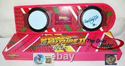 Michael J Fox Back To The Future autograph signed Hoverboard BAS Beckett PSA