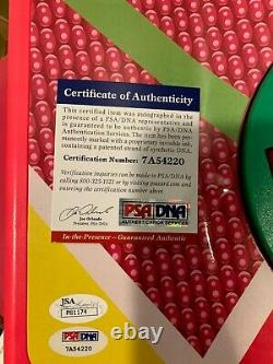Michael J Fox Christopher Lloyd Back To The Future Signed Hoverboard Jsa Psa