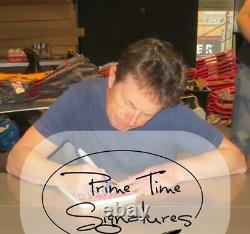 Michael J Fox Christopher Lloyd Signed Back To The Future Grays Almanac Psa D