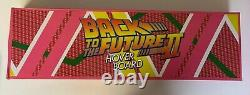 Michael J Fox & Christopher Lloyd Signed Hoverboard Back To The Future COA