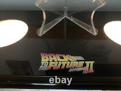 Signed Back To The Future Hover Board Michael J. Fox Christopher Lloyd wCOA Rare